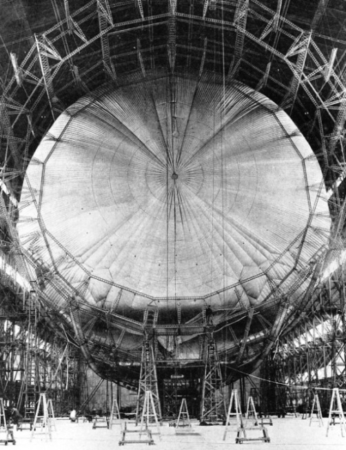 THE INTERNAL STRUCTURE of the R 101