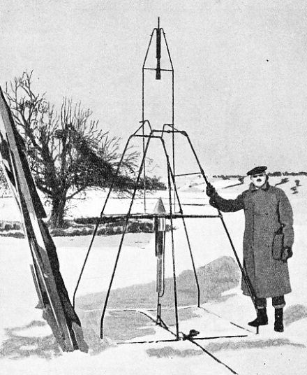 LIQUID FUEL was used in place of powder in rockets with which Professor Goddard made his later experiments