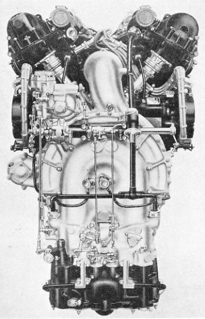 ROLLS-ROYCE KESTREL AERO ENGINE