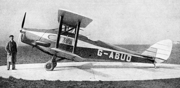 THE FIRST MACHINES TO BE USED ON A REGULAR AIR MAIL SERVICE IN NEW ZEALAND