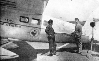 Harold Gatty and Wiley Post