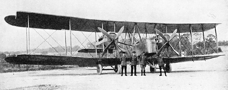 The Aircraft and Crew on the First England-Australia Flight