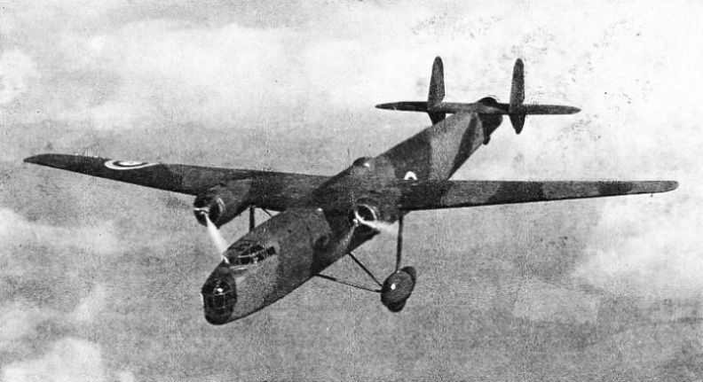 The Harrow Heavy Bomber