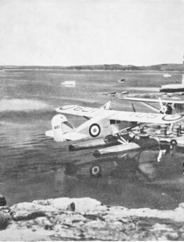 SEAPLANES OF THE Royal Canadian Air Force